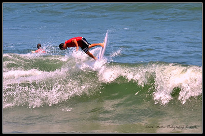 Afternoon at St. Augustine Beach. Six shot sequence of Gabe Kling  #1