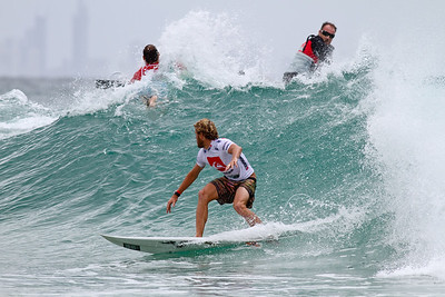 Extras: 2011 Quiksilver Pro Surfing, Snapper Rocks Superbank, Coolangatta, Gold Coast. Photos by Des Thureson.