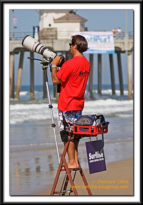 Mr. Pro.... with a 400mm f/2.8???