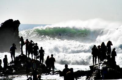 Maverick's surf contest 2006