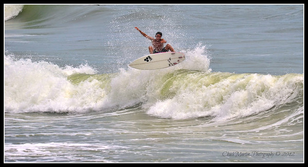 May 14th, 2012 - St. Augustine Beach - Chase Stevens