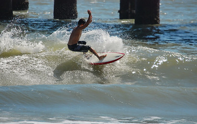 St. Augustine Beach Pier 9-28-2011