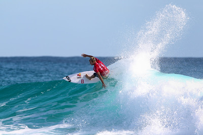 Sebastian Zietz - Quiksilver Pro - 2016 Quiksilver Pro & 2016 Roxy Pro Surfing; Tuesday 15 March 2016; Snapper Rocks, Coolangatta, Gold Coast, Qld, AUS. Photos by Des Thureson - http://disci.smugmug.com