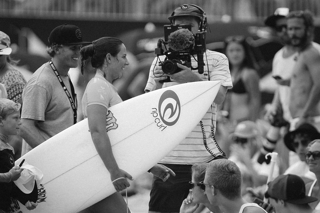 "VSCO Film Preset: C - TRI-X⁺³ - Tyler Wright - Roxy Pro - 2016 Quiksilver Pro & 2015 Roxy Pro Surfing; Tuesday 15 March 2016; Snapper Rocks, Coolangatta, Gold Coast, Qld, AUS. Photos by Des Thureson - <a href=""http://disci.smugmug.com"">http://disci.smugmug.com</a>"