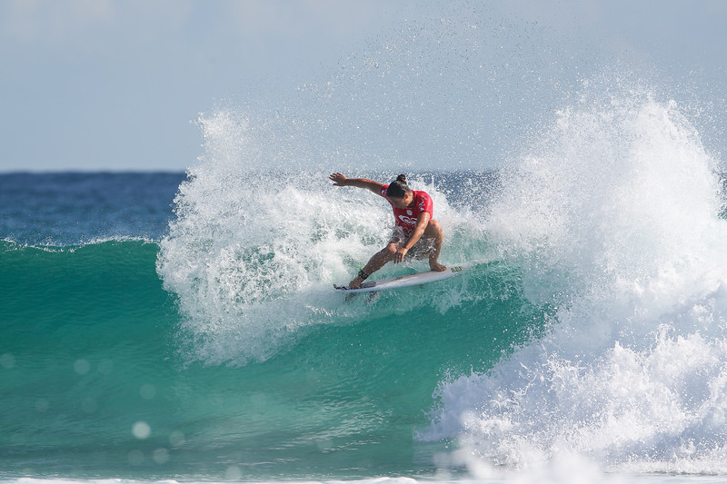 "Tyler Wright - Roxy Pro - 2015 Quiksilver Pro and 2015 Roxy Pro, final day; Friday 13 March 2015; Snapper Rocks, Coolangatta, Gold Coast, Qld, AUS. Photos by Des Thureson - <a href=""http://disci.smugmug.com"">http://disci.smugmug.com</a>"
