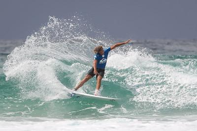 Ricardo Christie - 2015 Quiksilver Pro Surfing; Coolangatta, Gold Coast, Queensland, Australia; 11 March 2015. Photos by Des Thureson - disci.smugmug.com.  - Round 2 Heat 5