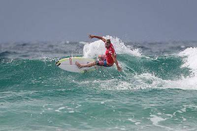 Taj Burrow - 2015 Quiksilver Pro Surfing; Coolangatta, Gold Coast, Queensland, Australia; 11 March 2015. Photos by Des Thureson - disci.smugmug.com.  - Round 2 Heat 5