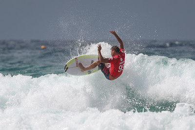Taj Burrow - 2015 Quiksilver Pro Surfing; Coolangatta, Gold Coast, Queensland, Australia; 11 March 2015. Photos by Des Thureson - disci.smugmug.com.  - Round 2 Heat 5