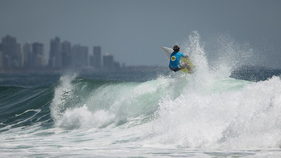 Shaun Manners - Scoot Burleigh Pro Presented by Vissla 2015 - Surfing; Burleigh Heads, Gold Coast, Queensland, Australia. World Surf League (WSL) QS 1000-rated men's and women's event. - Friday 30 January 2015. Photos by Des Thureson: http://disci.smugmug.com