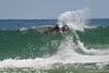 "Ariihoe Tefaafana - Scoot Burleigh Pro Presented by Vissla 2015 - Surfing; Burleigh Heads, Gold Coast, Queensland, Australia. World Surf League (WSL) QS 1000-rated men's and women's event. - Friday 30 January 2015. Photos by Des Thureson: <a href=""http://disci.smugmug.com"">http://disci.smugmug.com</a>"