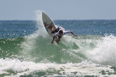Ariihoe Tefaafana - Scoot Burleigh Pro Presented by Vissla 2015 - Surfing; Burleigh Heads, Gold Coast, Queensland, Australia. World Surf League (WSL) QS 1000-rated men's and women's event. - Friday 30 January 2015. Photos by Des Thureson: http://disci.smugmug.com