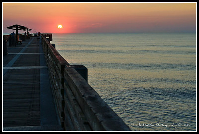 Sunrise- 9/6/2012 at the Jacksonville Beach Pier