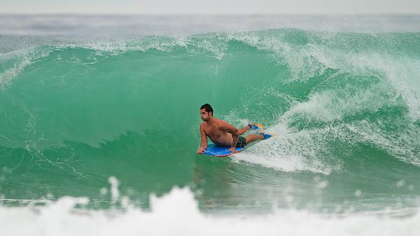 Afternoon Surfing Photos at Sunrise Beach, Sunshine Coast, Queensland, Australia. Photos by Des Thureson - http://disci.smugmug.com