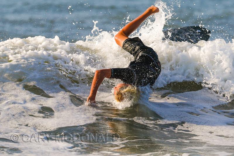 Suffers Healing Longboard #FollyBeach #Washout