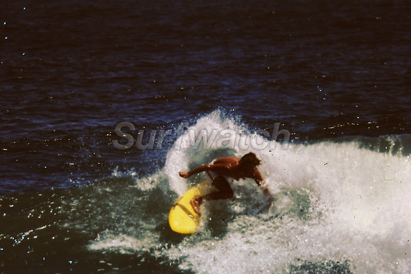 Surfing 1970s and 1980s