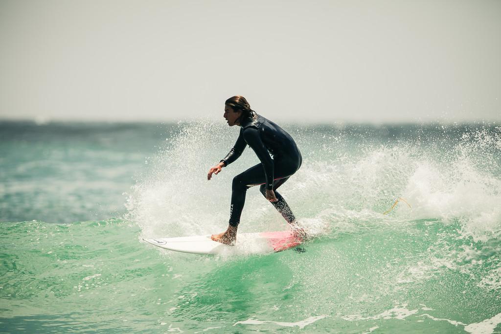 """Hawaiian Summer - Light"" - Surfing Burleigh Heads, Thursday 3 December 2015, Gold Coast, AUS. Photos by Des Thureson: <a href=""http://disci.smugmug.com"">http://disci.smugmug.com</a>"