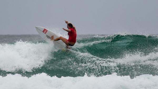 """Steph Gilmore (Stephanie Gilmore) - Surfing Duranbah, 15 January 2013 - Tweed Heads, Nth NSW, Australia. Photos by Des Thureson - <a href=""""http://disci.smugmug.com"""">http://disci.smugmug.com</a>"""