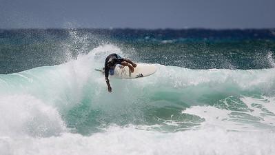 Duranbah - Surfing Kirra & Duranbah, Friday 6 February 2015, Gold Coast, AUS. Photos by Des Thureson: http://disci.smugmug.com