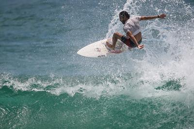 Surfing Kirra and Duranbah, Gold Coast 2015