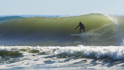 Winter's Morning Surfing; Kirra, Gold Coast, Queensland, Australia; 15 June 2012. Photos by Des Thureson - http://disci.smugmug.com.