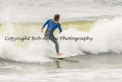 Surfing Long Beach 10-11-13