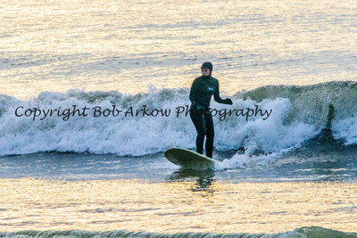 Surfing Long Beach 12-7-13