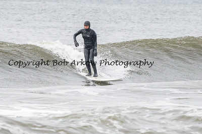 Surfing Long Beach 3-23-14