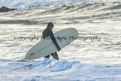 Surfing Long Beach 3-9-14