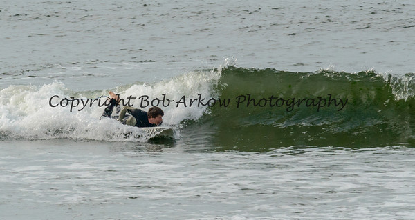 Surfing Long Beach 6-22-14