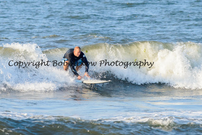 Surfing Long Beach 7-27-13