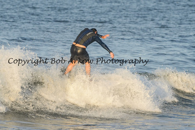 Surfing Long Beach 7-7-13