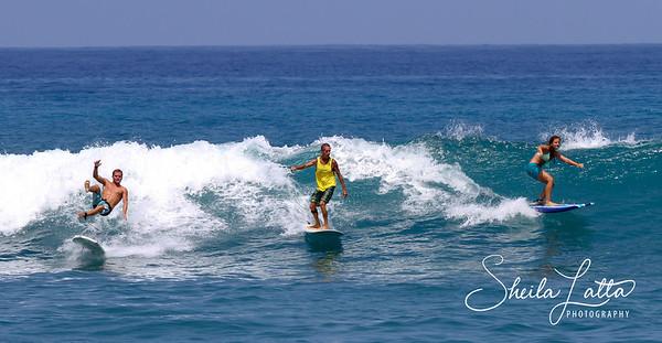 Surfing Lyman's