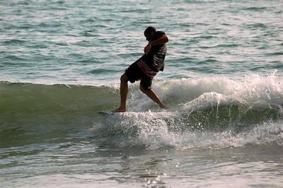 Surfing- Padaro Beach, CA