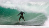 """""""Speed Blur"""" with slow shutter speed - Surfing Snapper Rocks Superbank, Coolangatta, Gold Coast. Includes ten times World Champion Kelly Slater. Friday 29 March 2011. Photos by Des Thureson."""