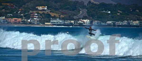 Malibu Surfing, Aug 24, 2014