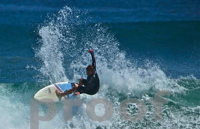 Malibu Surfing 2014