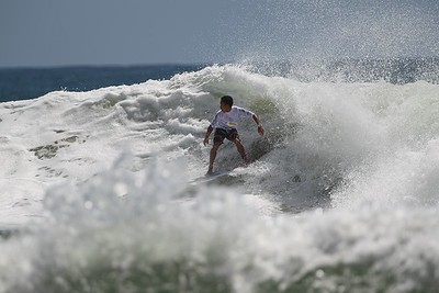 Scoot Burleigh Pro Presented by Vissla 2015 - Surfing; Burleigh Heads, Gold Coast, Queensland, Australia. World Surf League (WSL) QS 1000-rated men's and women's event. - Friday 30 January 2015. Photos by Des Thureson: http://disci.smugmug.com