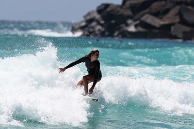 UNEDITED Extra Photos - Surfing Duranbah, Thursday 12 January 2012