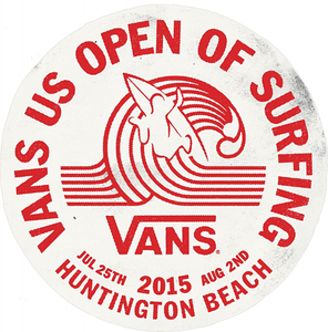 US Open of Surfing 2015
