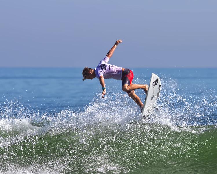 Kona Pro Jax Surfing Contest, Jacksonville Beach, Fl. 11-03-12