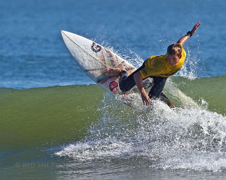 Kona Pro Jax.. Surfing competition, Jacksonville Beach, Fl. 2012