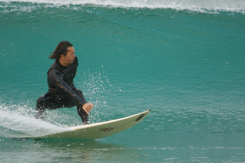 Surfer (Salt Creek Beach)