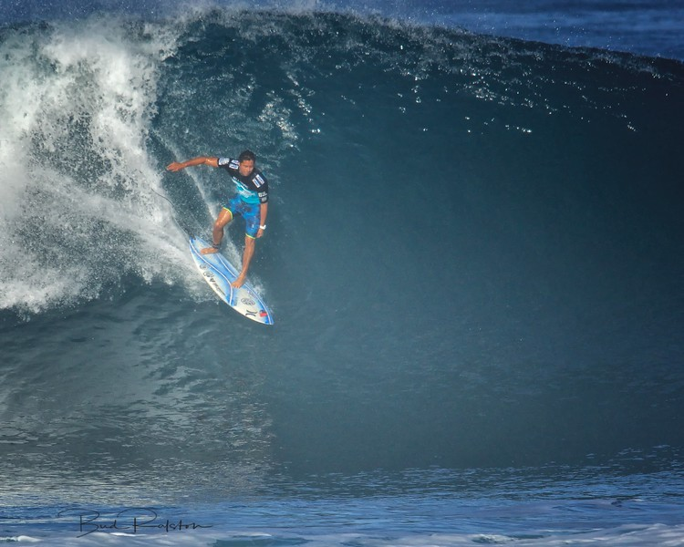 Billabong Pipe Masters Andy Irons Memorial Pipeline, North Shore Oahu