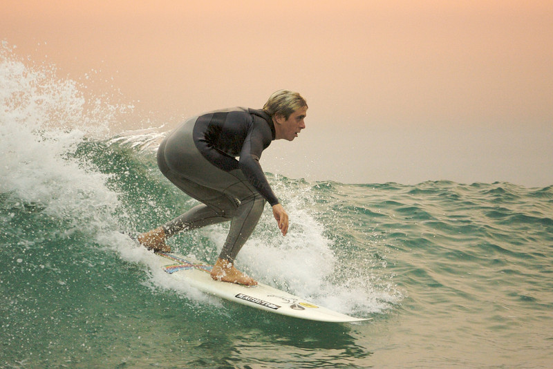 Surfer (Salt Creek Beach)