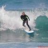 Chris Stewart surfing