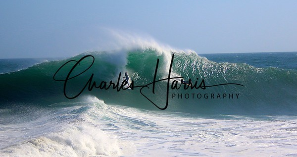 Waves at Wedge