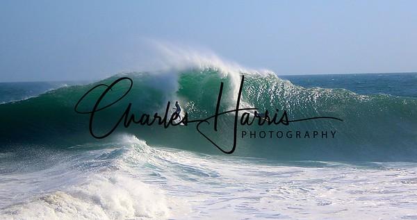 Waves at Wedge