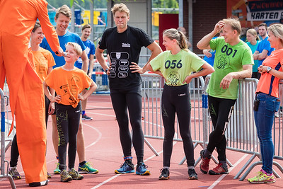 Start eerste deelnemers 7KM