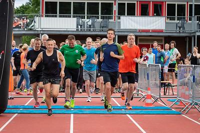 Start 7KM run