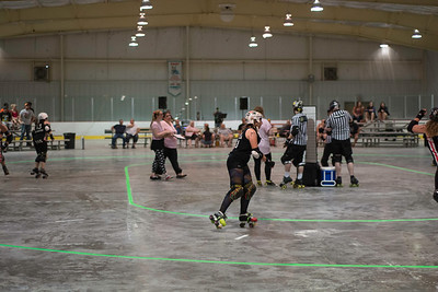 Susquehanna Valley Derby Vixens Vs. NIghtmares on Main Street